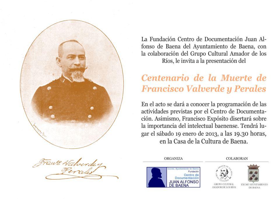 Centenario Valverde