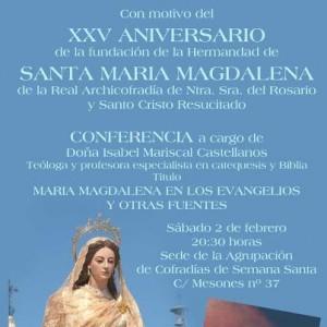 Conferencia Magdalena