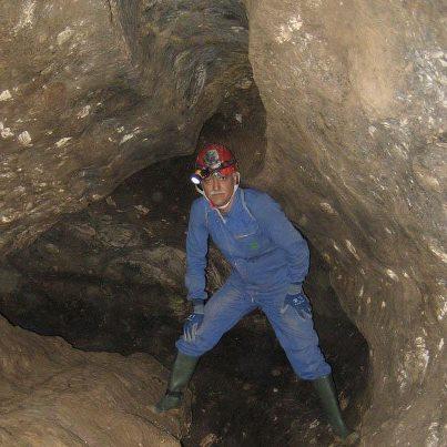 Cueva yeso