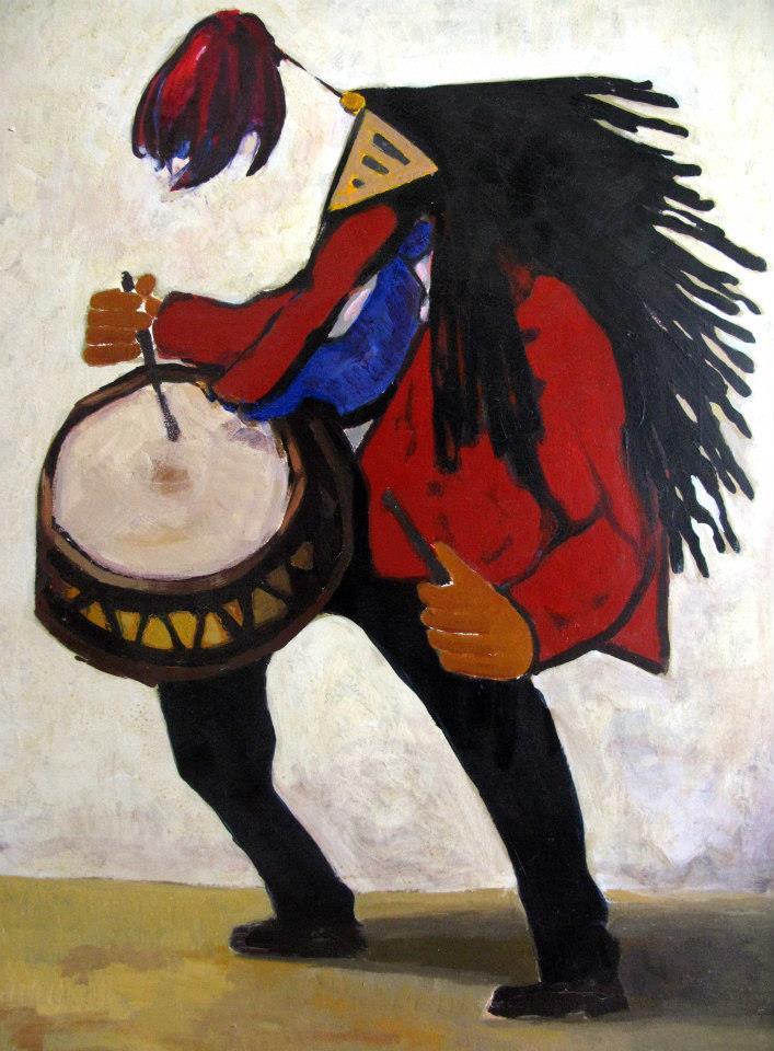 Pinturas de Paco Ariza 2