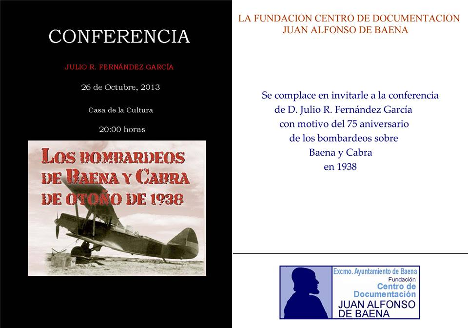 Conferencia Julio Fdez
