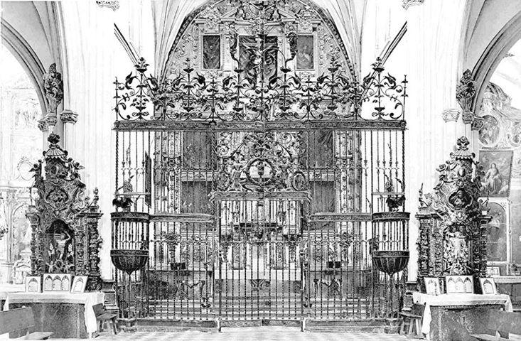 Iglesia Mayor 1916