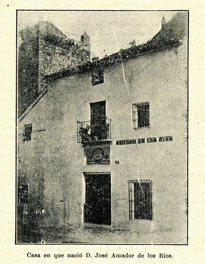 Casa A de los Rios