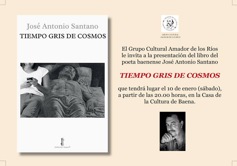 nuevo libro JA Santano