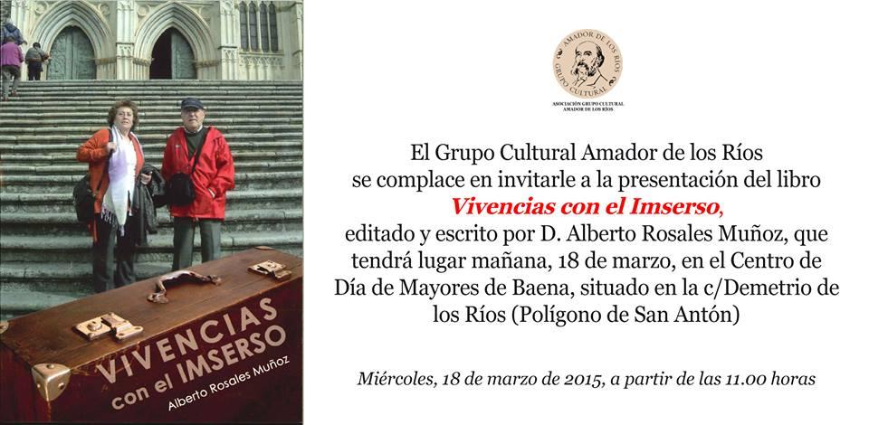 Libro A Rosales