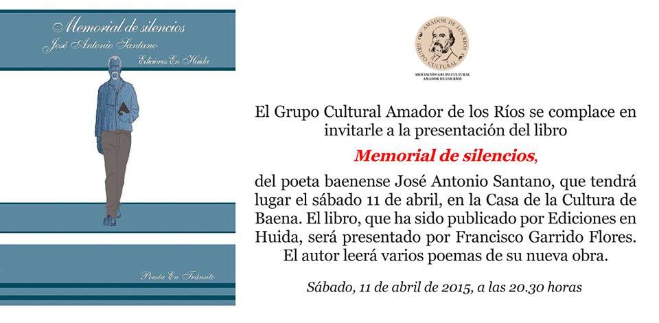 Memorial de silencios
