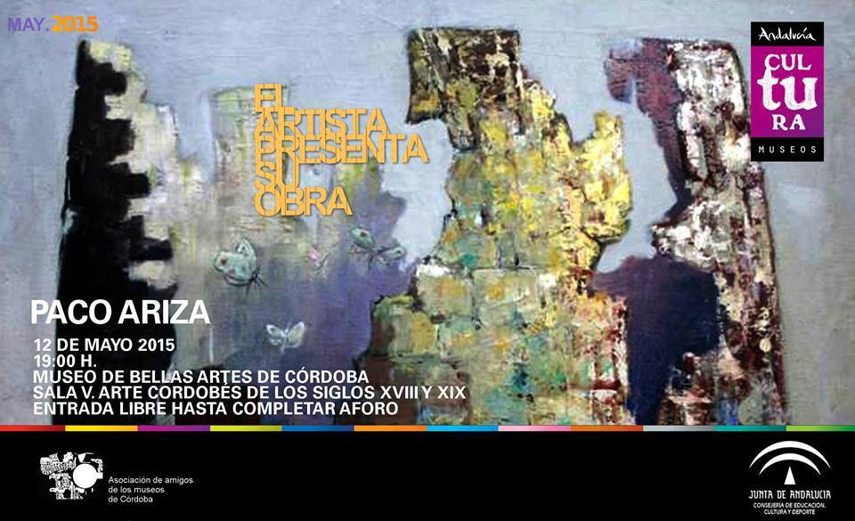 Acto con Paco Ariza