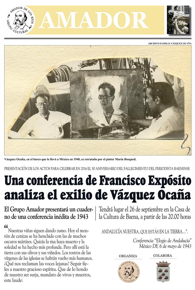 Conferenc Paco Exposito