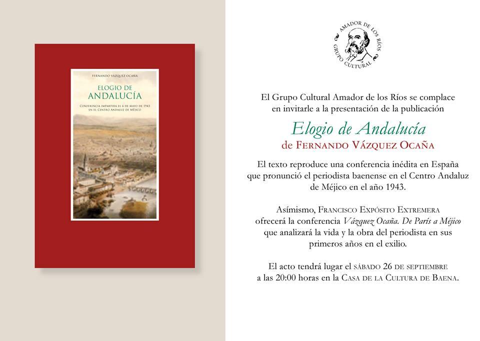Elogio de Andalucia