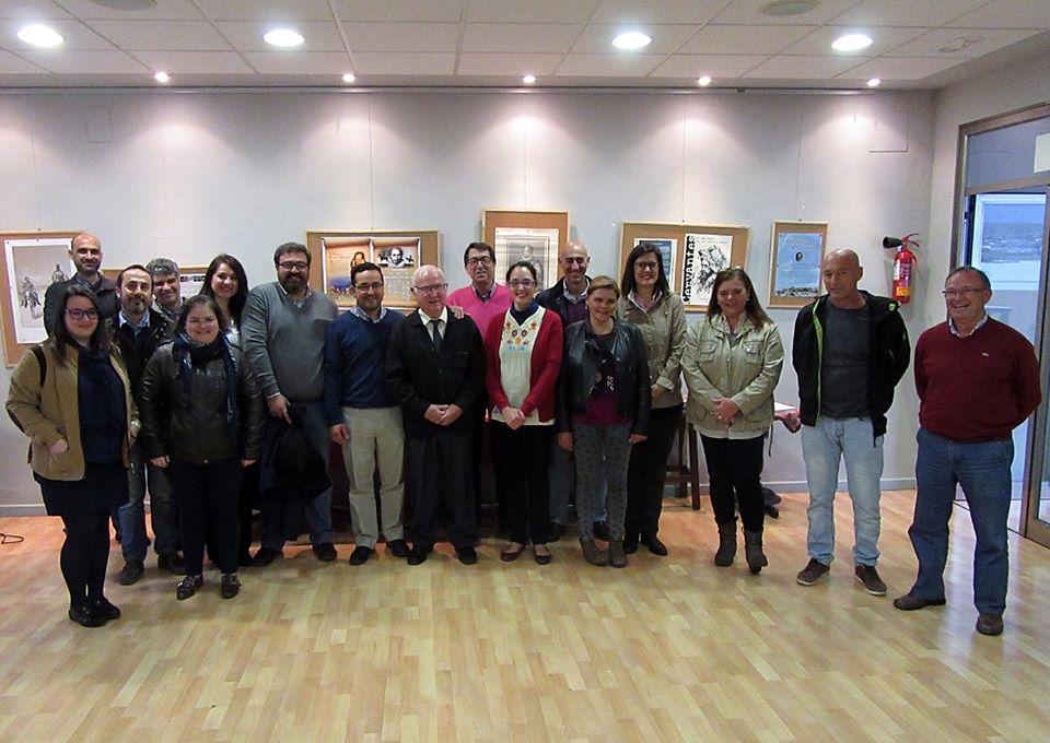 Muestra museo Cervantes