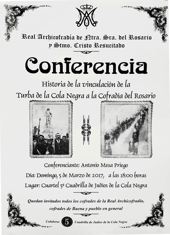 conferencia A Mesa